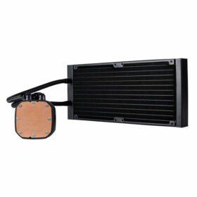 CORSAIR Hydro Series H115i RGB PLATINUM 280mm Radiator With Dual Fan 3