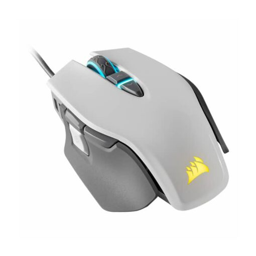 CORSAIR M65 RGB ELITE Gaming Mouse White 1