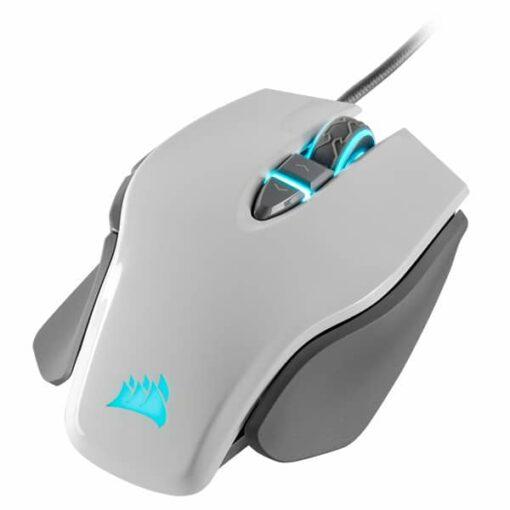 CORSAIR M65 RGB ELITE Gaming Mouse White 2