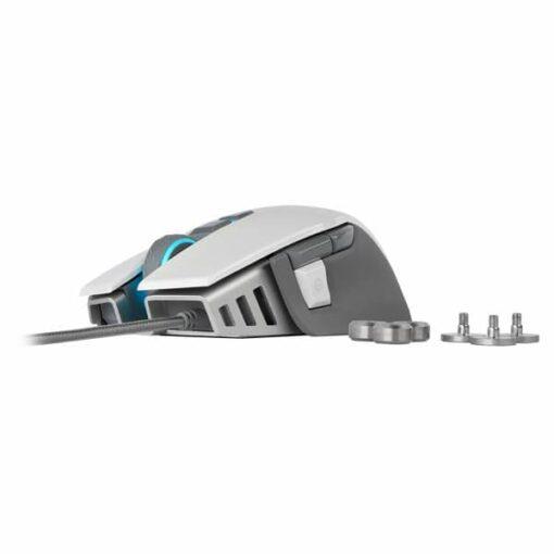 CORSAIR M65 RGB ELITE Gaming Mouse White 4