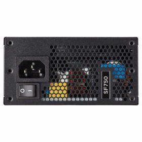 CORSAIR SF Series SF750 SFX PSU – 750W 80Plus Platinum Fully Modular 2