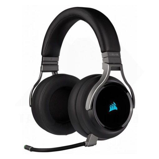 CORSAIR VIRTUOSO RGB Wireless HiFi Gaming Headset Carbon 1