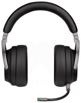 CORSAIR VIRTUOSO RGB Wireless HiFi Gaming Headset Carbon 3
