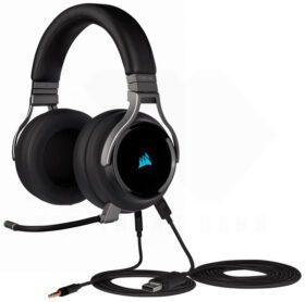CORSAIR VIRTUOSO RGB Wireless HiFi Gaming Headset Carbon 4