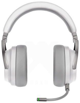 CORSAIR VIRTUOSO RGB Wireless HiFi Gaming Headset White 3
