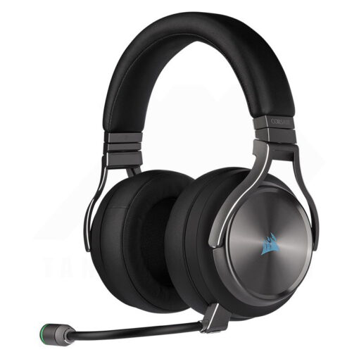 CORSAIR VIRTUOSO RGB Wireless SE HiFi Gaming Headset Gunmetal 1