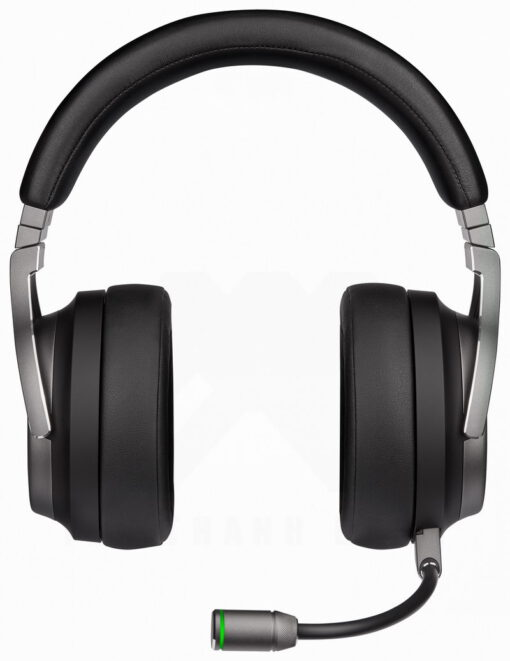 CORSAIR VIRTUOSO RGB Wireless SE HiFi Gaming Headset Gunmetal 3