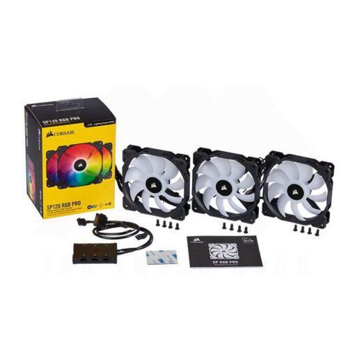 CORSAIR iCUE SP120 RGB PRO Fan 10