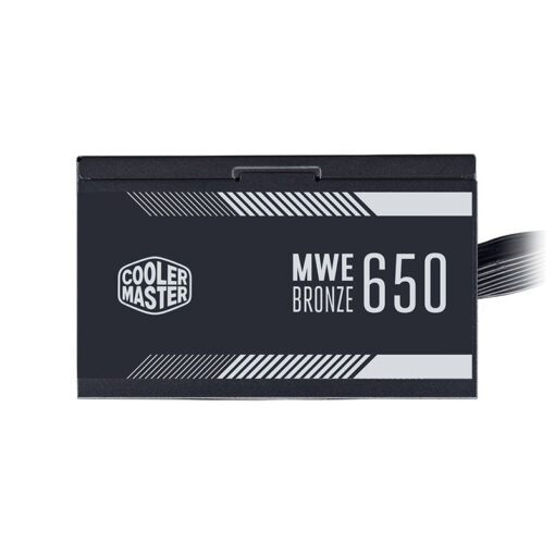 Cooler Master MWE 650 Bronze V2 PSU 650W 80 Plus Bronze 4