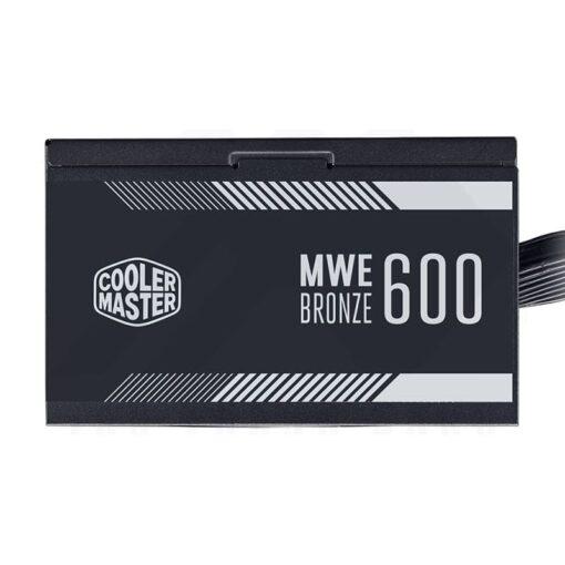 Cooler Master MWE Bronze 600 PSU 4