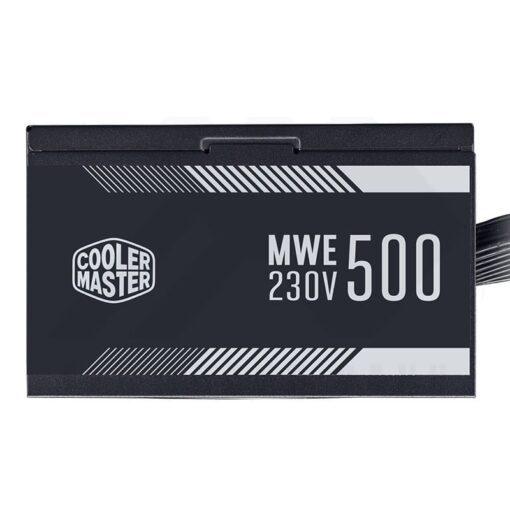 Cooler Master MWE White 500 PSU 3