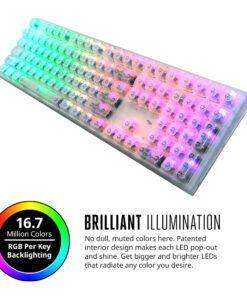 Cooler Master Masterkeys Pro L RGB Crystal Edition 3