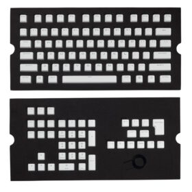 Corsair PBT Keycaps White 8