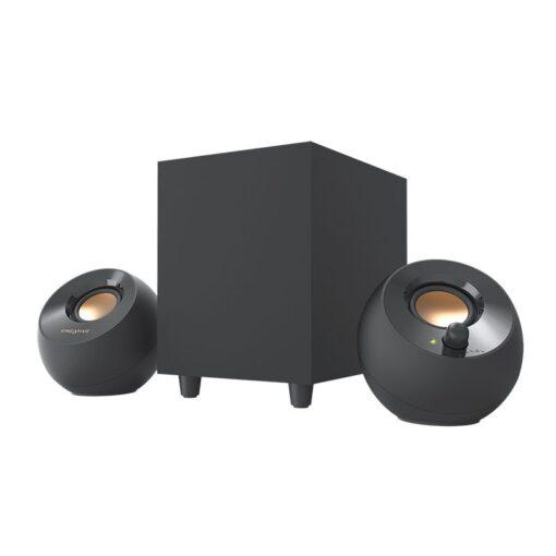 Creative Pebble Plus 2.1 Speaker System 2