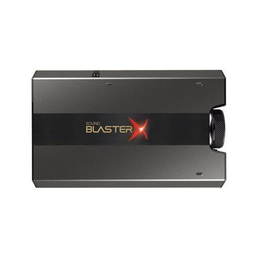 Creative Sound BlasterX G6 Gaming DAC Amp 2