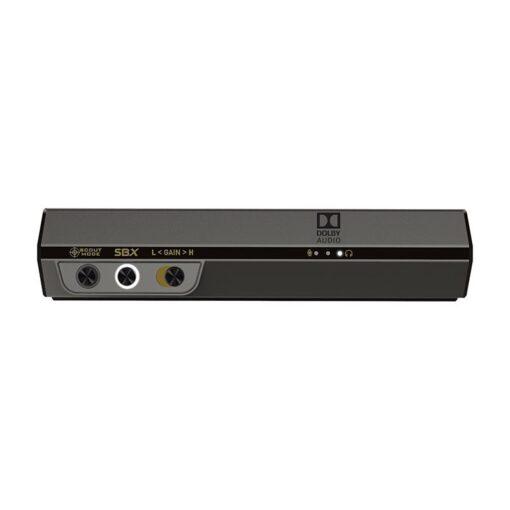 Creative Sound BlasterX G6 Gaming DAC Amp 3