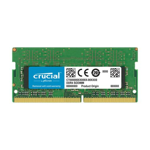 Crucial 16GB 1 x 16GB DDR4 SODIMM 2666MHz CL19 Memory Kit