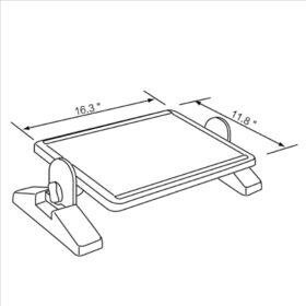 DXRacer Footrest 3