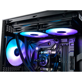 Deepcool CF 120 ARGB Fan Triple Pack with Controller 7