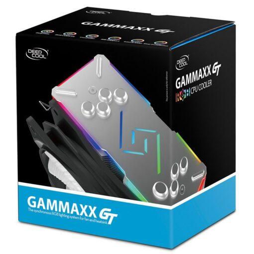 Deepcool Gammaxx GT CPU Cooling 120mm RGB Fan 9