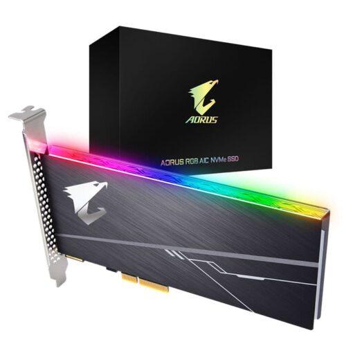 GIGABYTE AORUS RGB AIC NVMe SSD 1TB 1