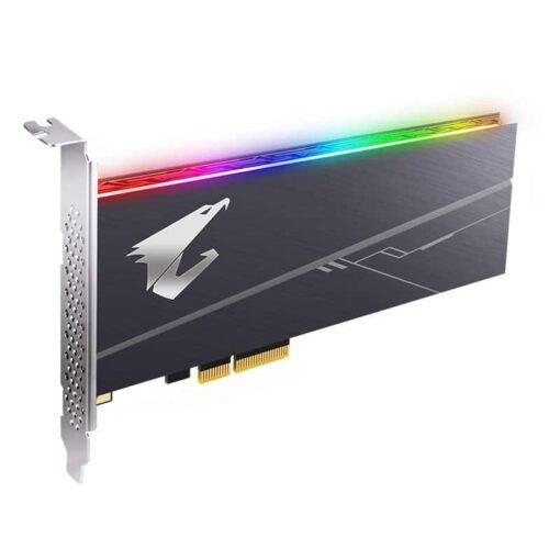 GIGABYTE AORUS RGB AIC NVMe SSD 1TB 2