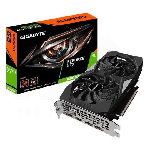 GIGABYTE Geforce GTX 1660 SUPER OC 6G Graphics Card 1