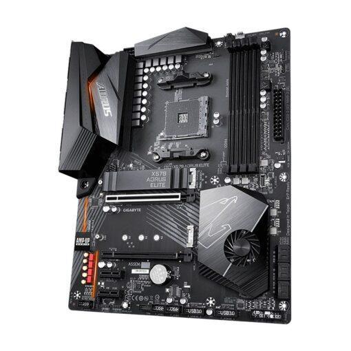 GIGABYTE X570 AORUS ELITE Gaming Mainboard 2