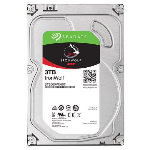 IRONWOLF G3D 3TB Front Lo Res