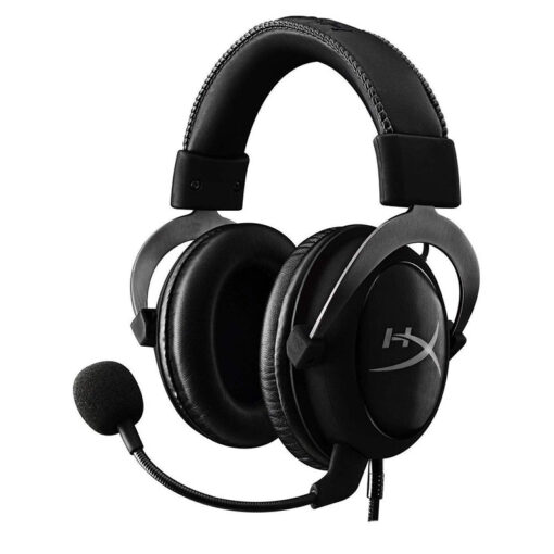 Kingston HyperX Cloud II Gaming Headset Gun Metal