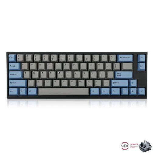 Leopold FC660M PD Grey Blue Keyboard Speed Switch