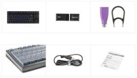 Leopold FC750R PD NavyBlue Keyboard 4