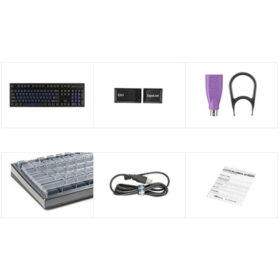 Leopold FC900R PD NavyBlue Keyboard 5