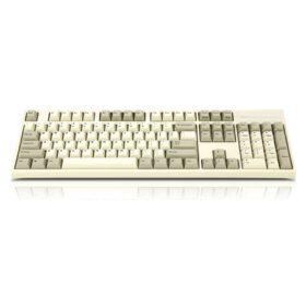 Leopold FC900R White Grey 2