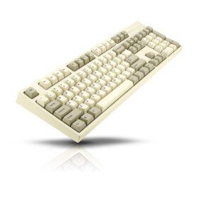 Leopold FC900R White Grey 4