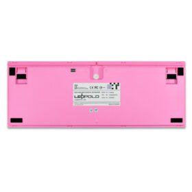 Leopold FC980M PD Pink 4
