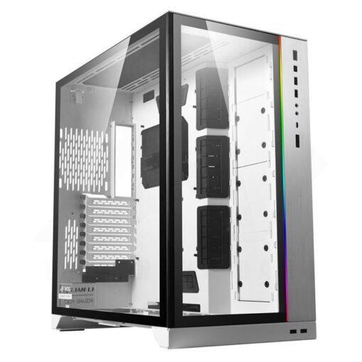 Lian Li PC O11 Dynamic XL ROG Certified Case White 1