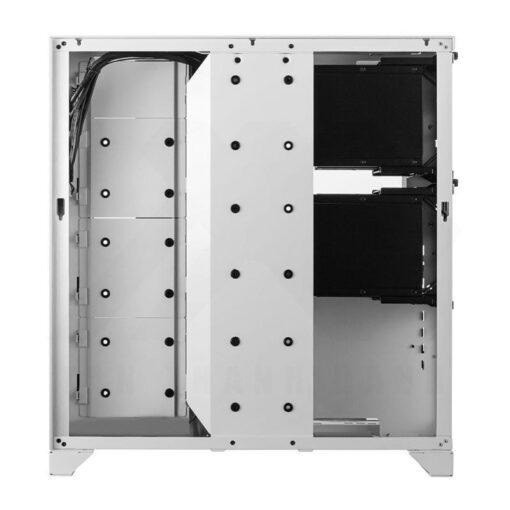 Lian Li PC O11 Dynamic XL ROG Certified Case White 6