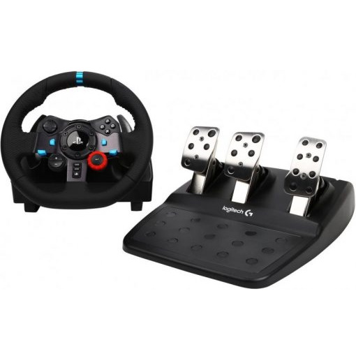 Logitech G29 Driving Force Racing Wheel 1