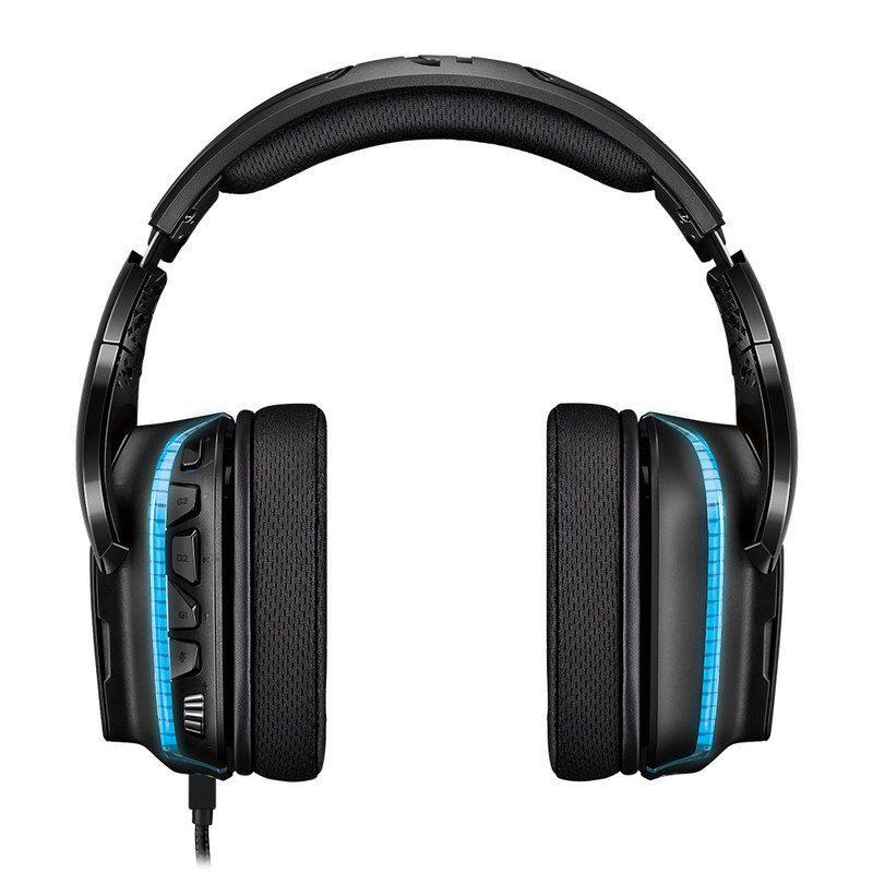 Logitech G633S LIGHTSYNC 7.1 Surround Gaming Headset