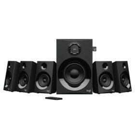 Logitech Z607 5.1 Surround Sound Bluetooth Speaker System 2