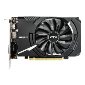 MSI Geforce GTX 1650 AERO ITX 4G OC Graphics Card 2