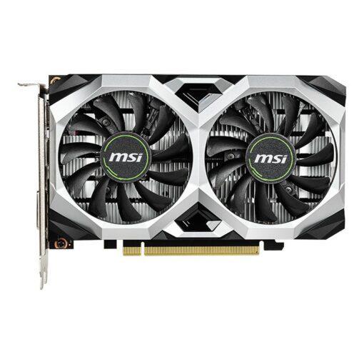 MSI Geforce GTX 1650 VENTUS XS 4G OC Graphics Card 2