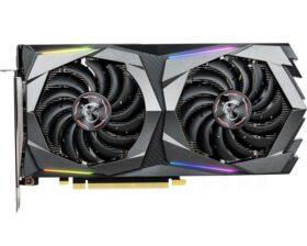 MSI Geforce GTX 1660 SUPER GAMING X 6G Graphics Card 2