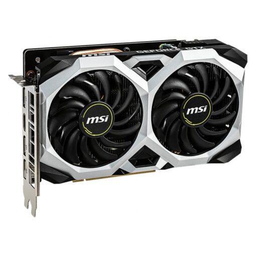 MSI Geforce GTX 1660 VENTUS XS 6G OC Graphics Card 2