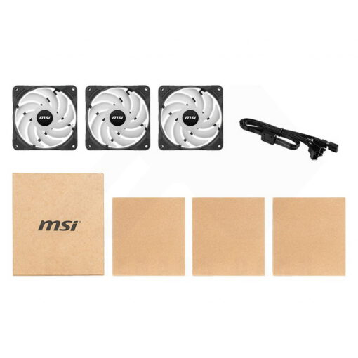 MSI MAG MAX F12A 3 Fan Pack 4