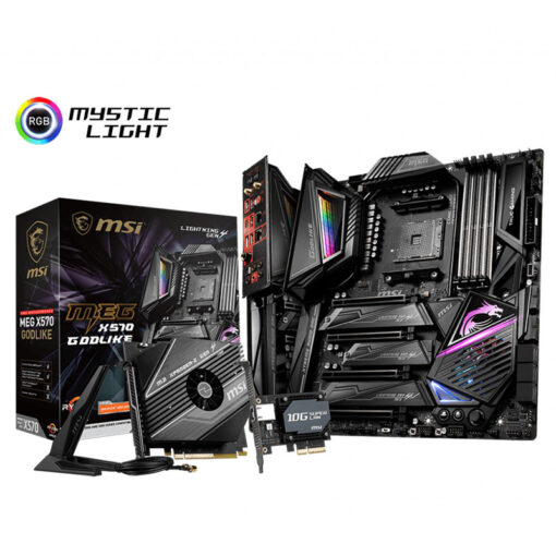 MSI MEG X570 GODLIKE Mainboard 1