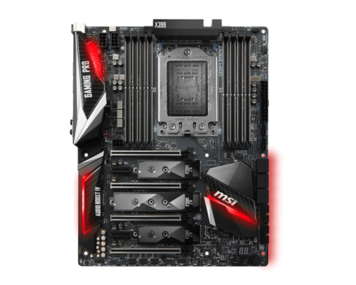 MSI X399 Gaming Pro Carbon 2
