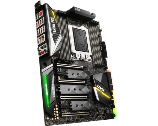 MSI X399 Gaming Pro Carbon 3