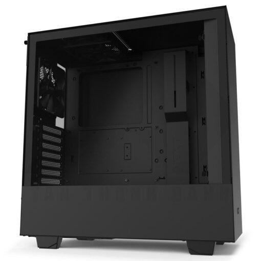 NZXT H510 Case Matte Black 1